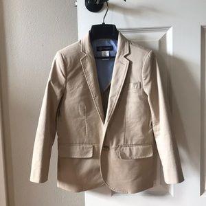 Crewcuts Thompson Jacket. Size 6-7. Like new. 🛍